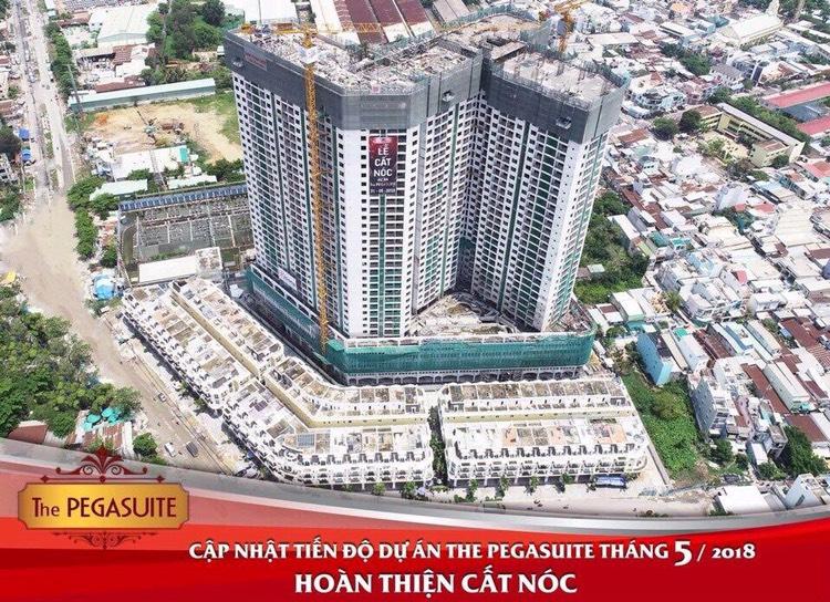 Căn Hộ The Pegasuite Tạ Quang Bửu Quận 8
