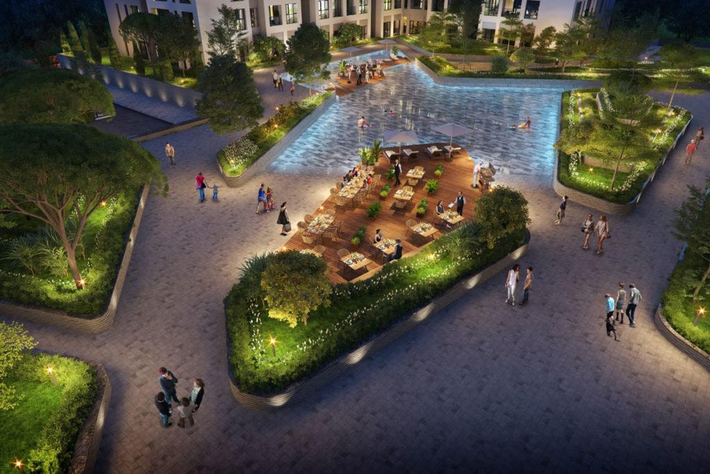 Penthouse Cộng Hòa Garden Tân Bình