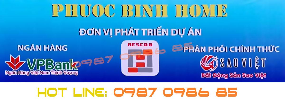 Lý do mua nhà phố Phước Bình
