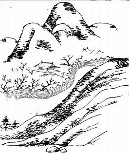 Phong cảnh có dạng Hành Kim